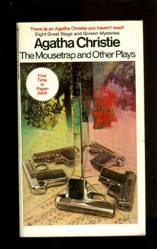 9780553246278: Mousetrap and Other Plays