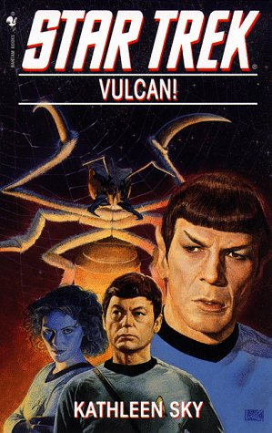 9780553246339: Vulcan!: Star Trek