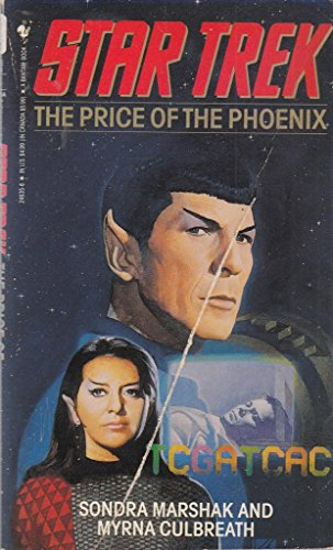 9780553246353: The Price of the Phoenix (Star Trek)