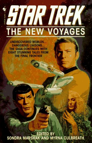 Star Trek : The New Voyages (Ni Var; Intersection Point; The Enchanted Pool; Visit to a Weird Pla...
