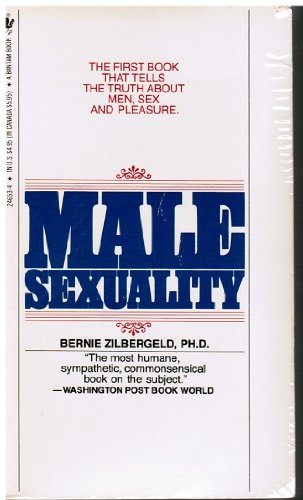 9780553246537: Male Sexuality