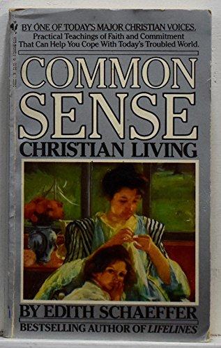 9780553246803: Common Sense Christian Living