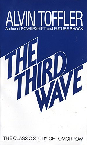 9780553246988: The Third Wave: The Classic Study of Tomorrow