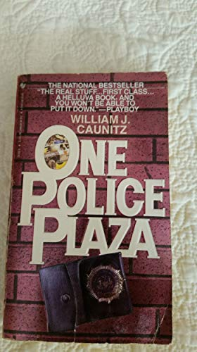 9780553247466: ONE POLICE PLAZA