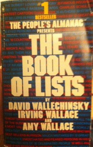 The People's Almanac Presents the Book of: Irving Wallace