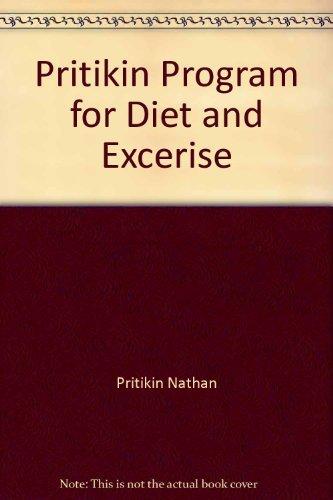 9780553247725: Title: The Pritikin Program for Diet Exercise