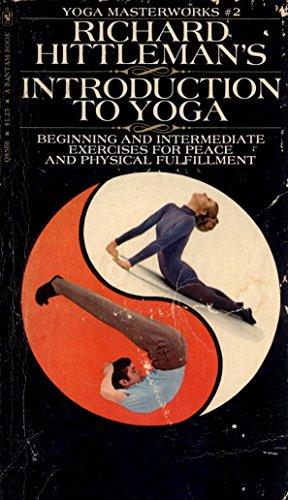9780553247879: Richard Hittleman's Introduction to Yoga