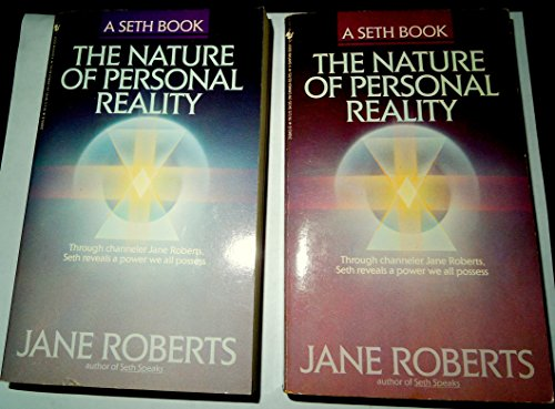 9780553248456: The Nature of Personal Reality: A Seth Book