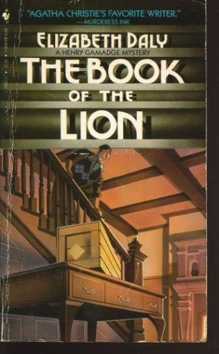 9780553248838: The Book of the Lion