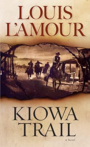 9780553249057: Kiowa Trail: A Novel