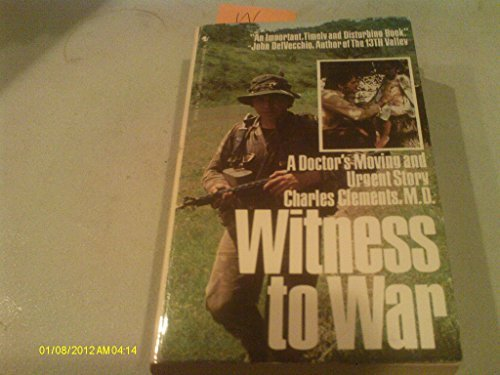 9780553249316: Witness to War