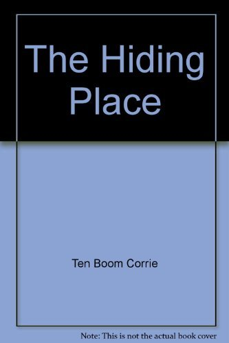 Hiding Place (0553250124) by Ten Boom, Corrie
