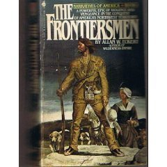 9780553250367: The Frontiersman (Narratives of America)