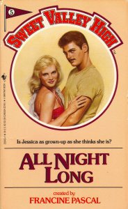 9780553250435: All Night Long (Sweet Valley High, No 5)