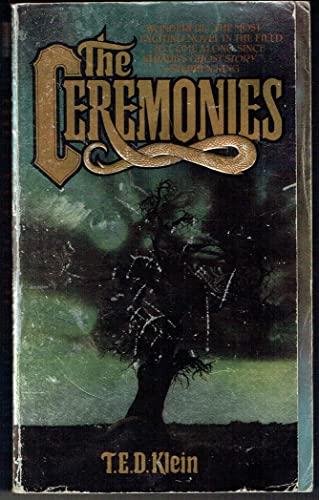 9780553250558: The Ceremonies