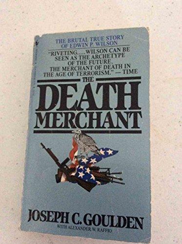 9780553251173: The Death Merchant: The Rise and Fall of Edwin P. Wilson