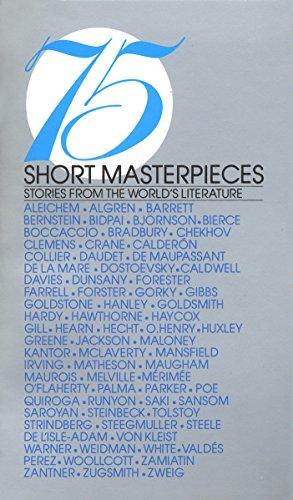 75 Short Masterpieces: Roger Goodman