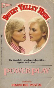 9780553251432: Power Play (Sweet Valley High #4)