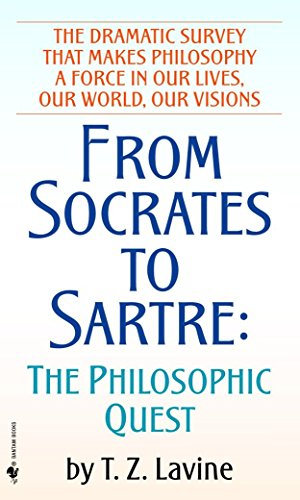 9780553251616: From Socrates to Sartre: The Philosophic Quest
