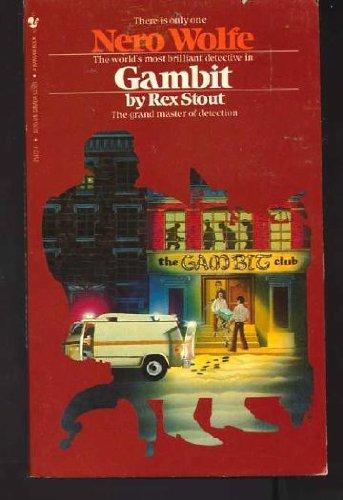 Gambit: Rex Stout