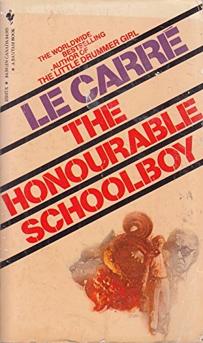 9780553251975: Honourable Schoolboy