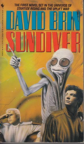 9780553252163: Sundiver (The Uplift Saga, Book 1)