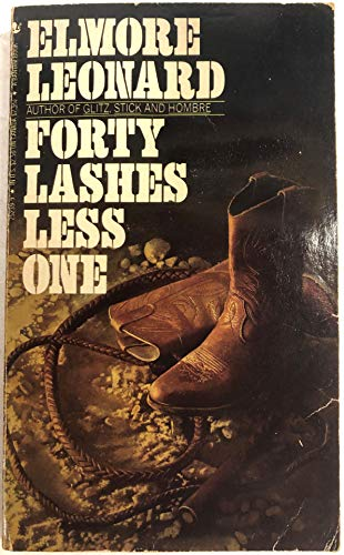9780553252392: Forty Lashes Less One