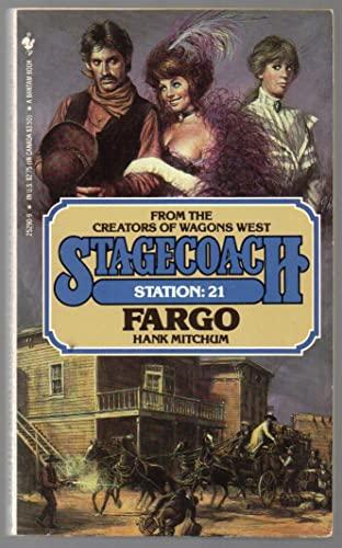 9780553252903: STAGECOACH: STA. #21 (Stagecoach Station)