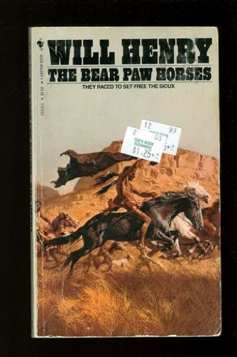 9780553253139: The Bear Paw Horses