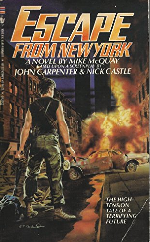 9780553253757: Escape from New York