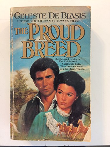 9780553253795: Proud Breed,the