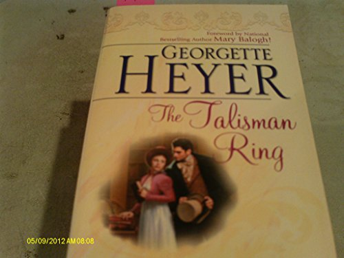 The Talisman Ring (0553253840) by Georgette Heyer