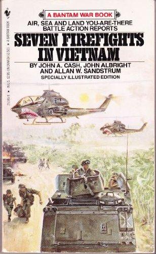 9780553253856: Seven Firefights in Vietnam