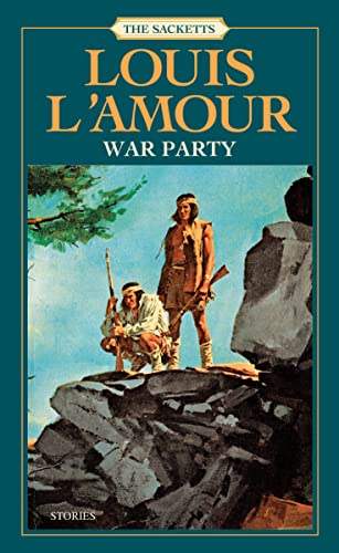 War Party (Bantam Books)