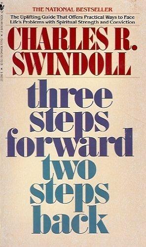 9780553253948: Three Steps Forward, Two Steps Back