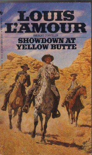 9780553254020: Showdown at Yellow Butte