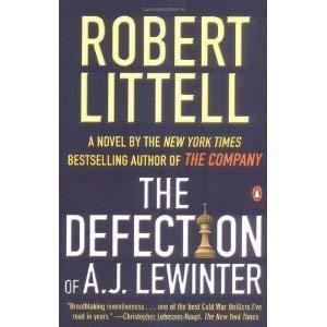 Defection of A.J. Lewinter: Littell, Robert