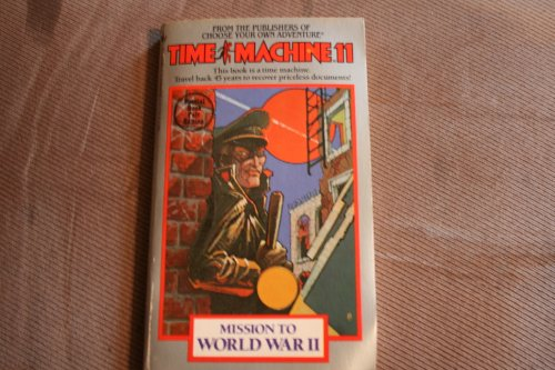 9780553254310: Mission to World War II (Time Machine, Book 11)