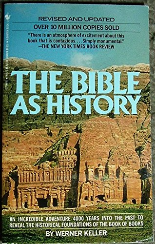 9780553254389: The Bible As History