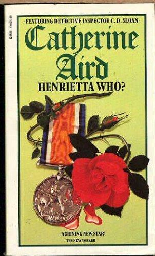 9780553254631: Henrietta Who?