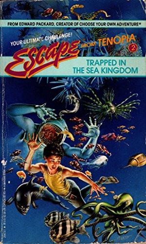 Trapped in the Sea Kingdom (Escape from: Brightfield, Richard