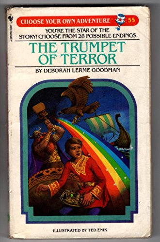9780553254914: Choose Your Own Adventure 55: The Trumpet of Terror