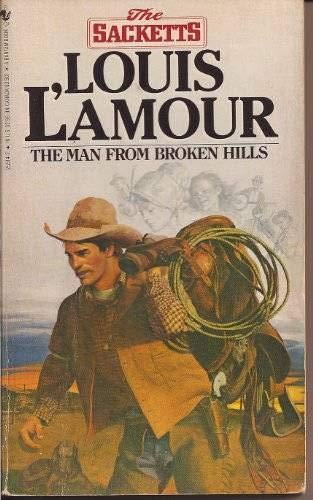 9780553255140: The Man From Broken Hills