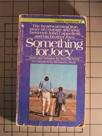 9780553255324: Something for Joey