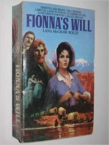 Fionna's Will: Boldt, Lana Mcgraw