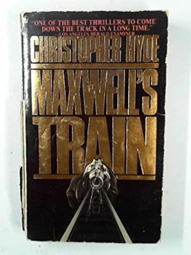 9780553255713: Maxwell's Train