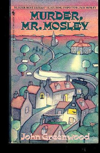 9780553255744: Murder, Mr. Mosley