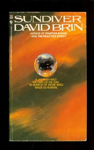 SUNDIVER (Uplift Trilogy) (0553255940) by David Brin