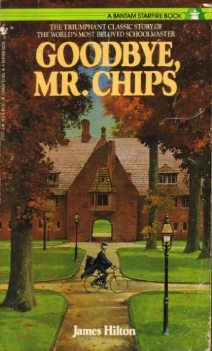 goodbye mr chips book report