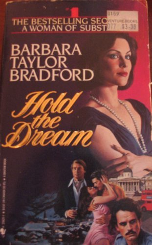 9780553256215: HOLD THE DREAM